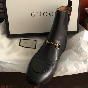 Authentic Gucci boot size 40. Brand new in box